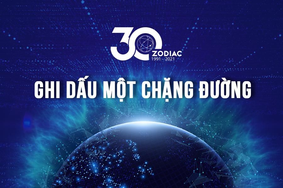 Zodiac 30 năm