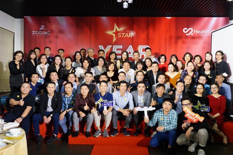 """Lễ Tổng kết năm 2020 """"Be a Star"""": Thay đổi để Tỏa sáng"""