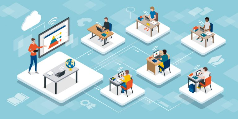 Cập nhật xu hướng phòng học thông minh mới nhất 2021