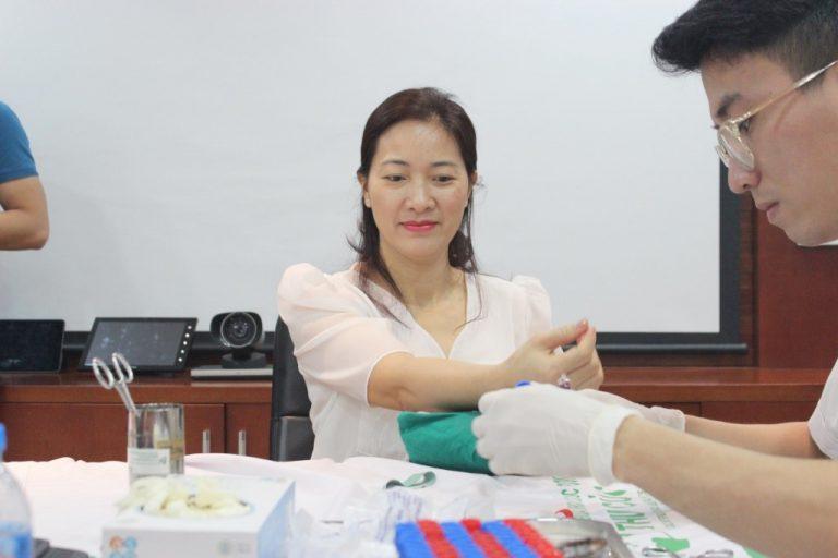 Zodiac tổ chức hoạt động khám sức khỏe định kỳ 2019