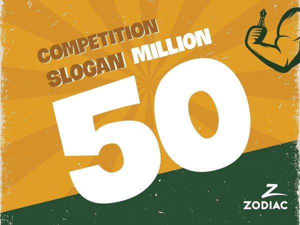 Zodiac Slogan Competition 2021