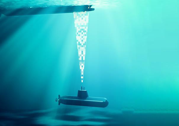 Hệ thống thông tin liên lạc dưới nước