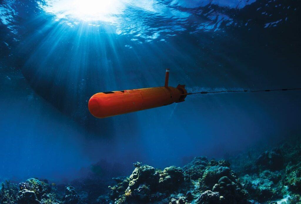 Thiết bị dưới nước không người lái