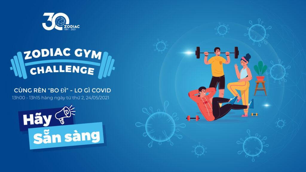 Zodiac CYM Challenge