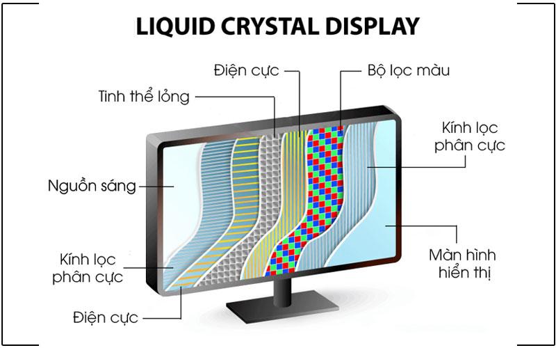 Màn hình hiển thị - Màn hình LCD
