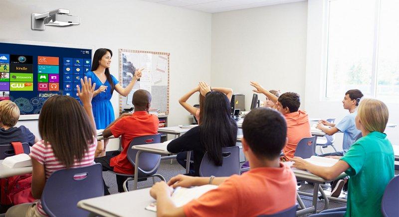 Ứng dụng công nghệ trong giáo dục