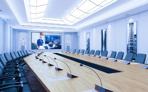 phòng họp thông minh