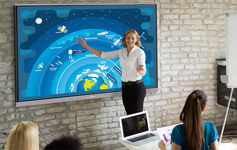 Top 6 Ways Interactive Displays Improve Education